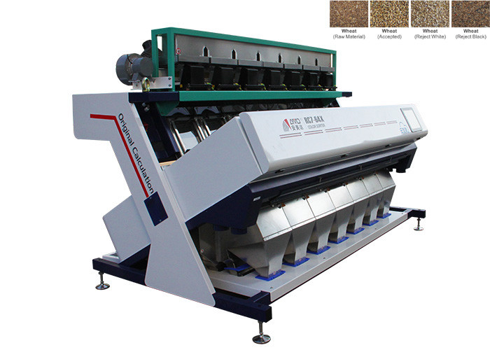 High Speed And Stable Color Sorting Equipment With High Anti - Jamming