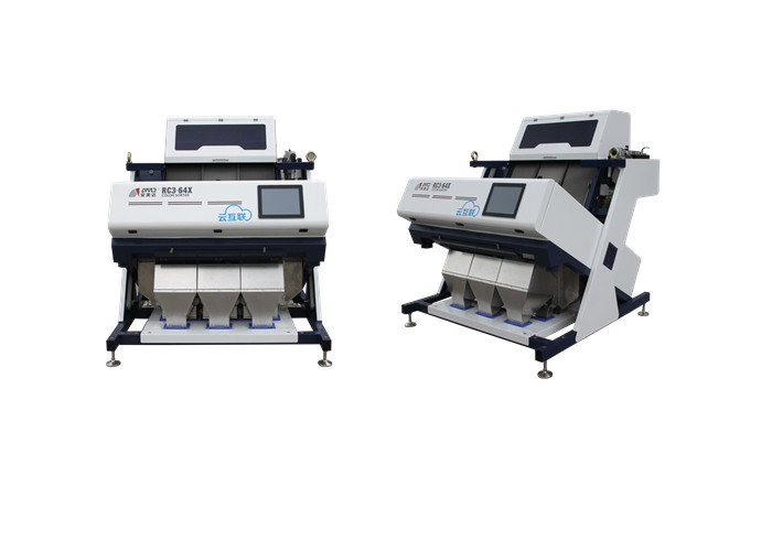 Fast Cashew Nut Color Sorter / Customized Size Optical Color Sorter